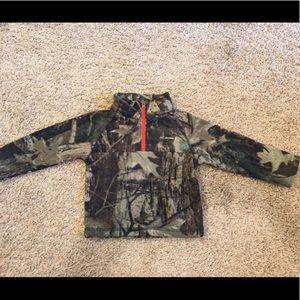 Columbia Camo Half Zip Fleece Pullover 🌟Size 2T🌟